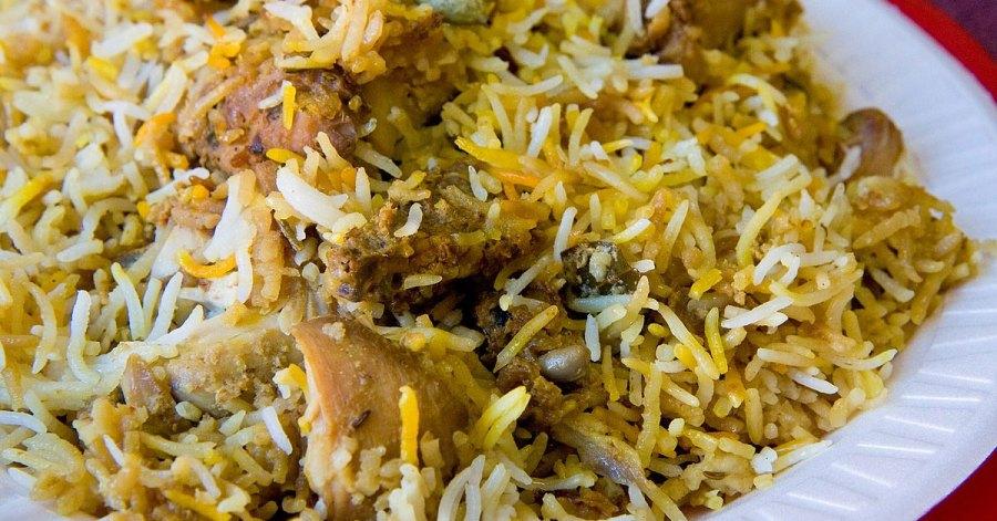 biryani types, food, foodie