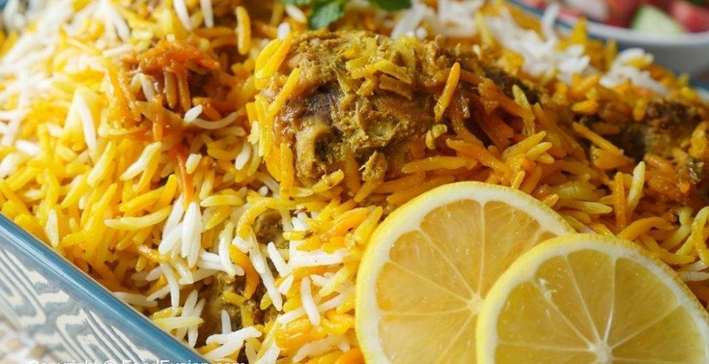 Tandoori biryani, Tikka biryani, chicken dishes, biryani secret tips