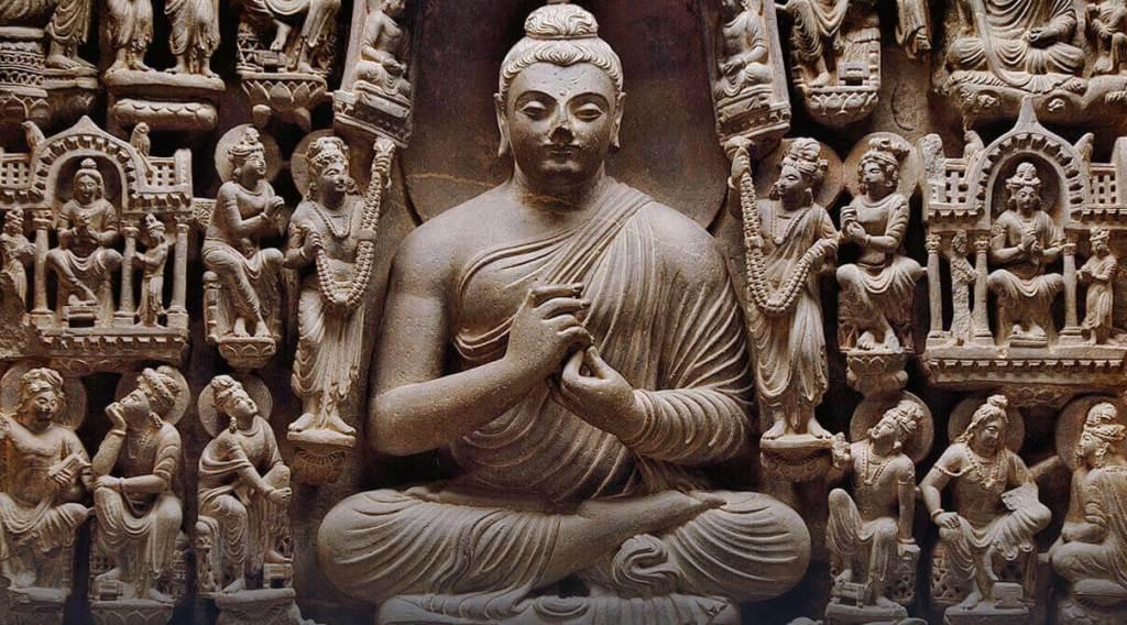 Gandhara culture, Buddhism, Buddhist