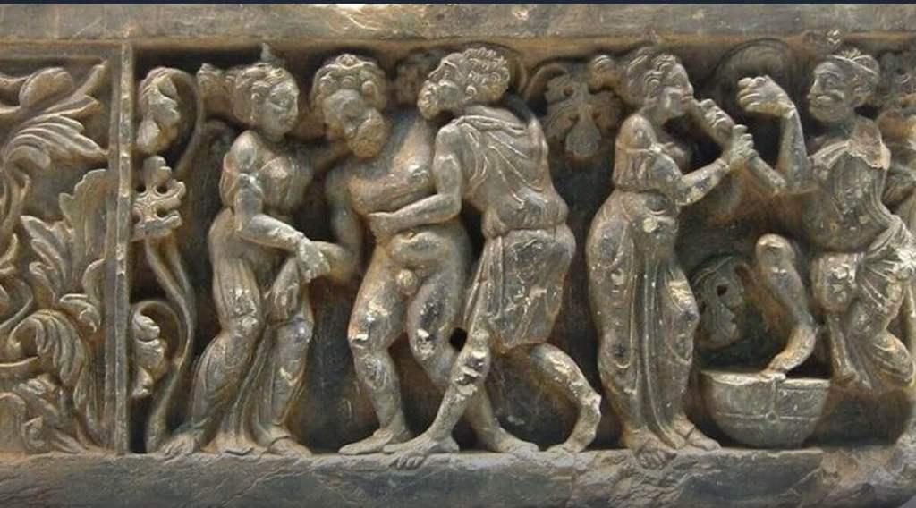 Takht Bahi, Gandhara Culture, Gandhara Architecture