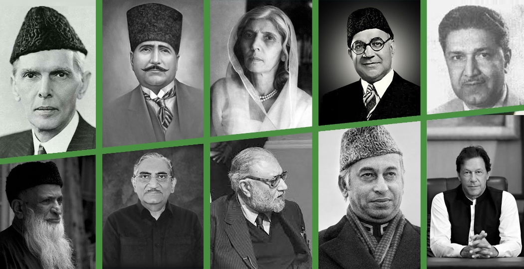 heroes of pakistan, Quaid-e-Azam, Dr. Abdul Qadeer Khan