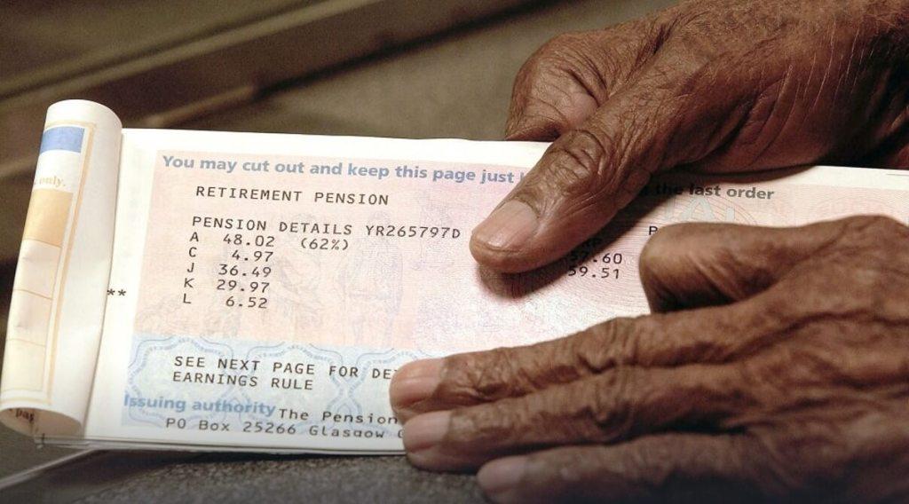 pension, retirement, retried officer
