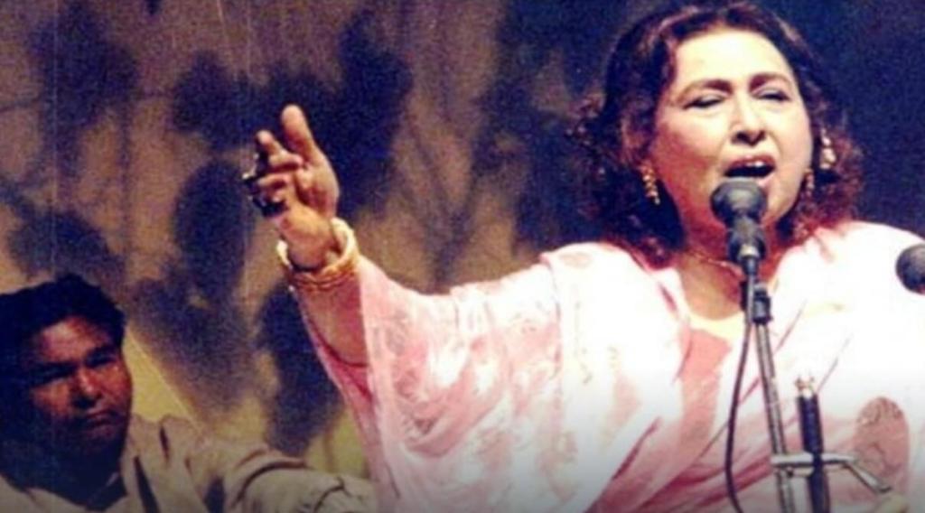 ghazal singer, classical singer, classical poetry