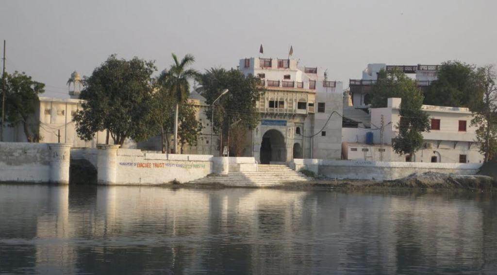 Swami Brakhandi Maharaj, Menak Parbat, Sadhu Bela Mandir