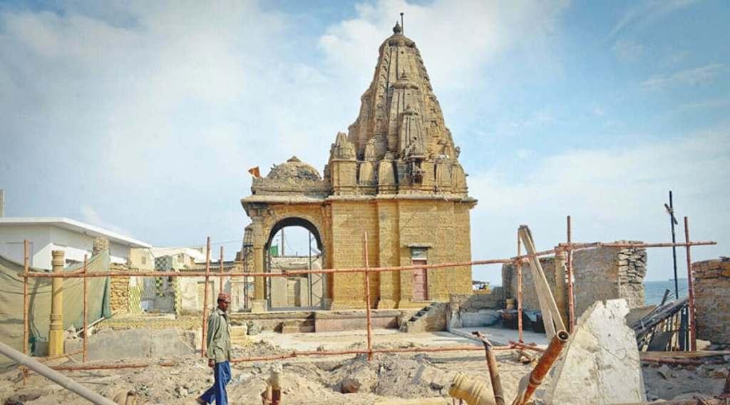 Lord Varun, Hindu temple in Pakistan, religious harmony