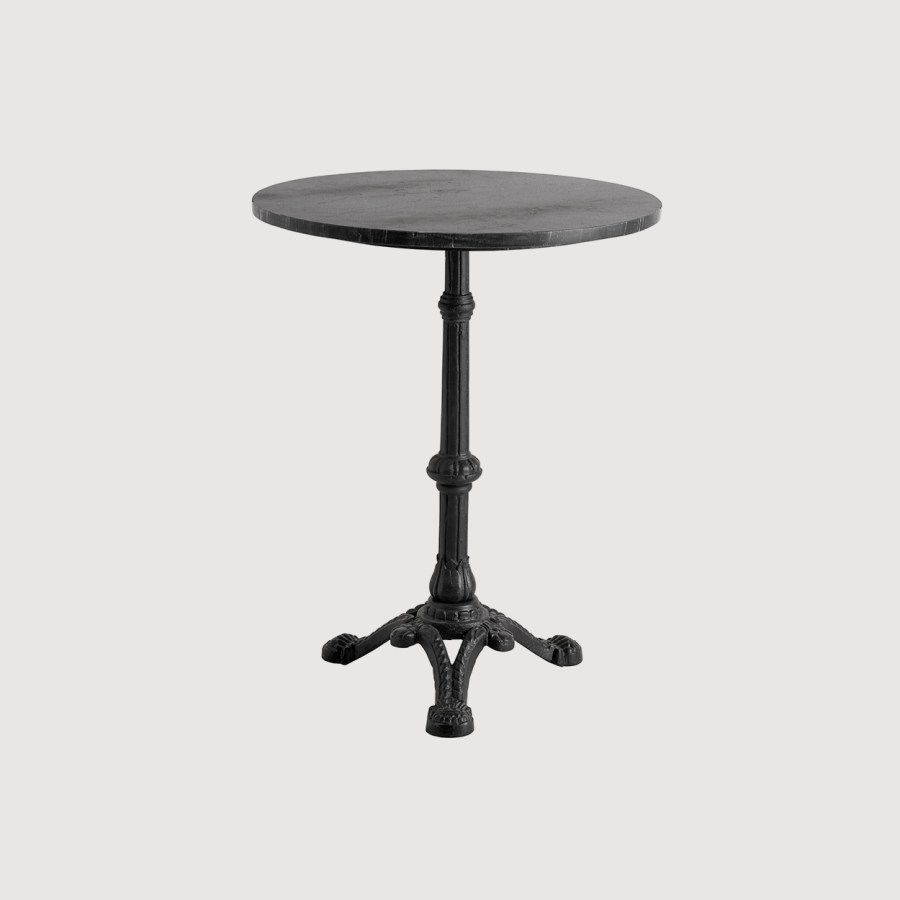 Black Marble Bistro Table gallery image