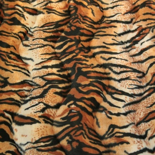 tiger print velvet, house of sloane