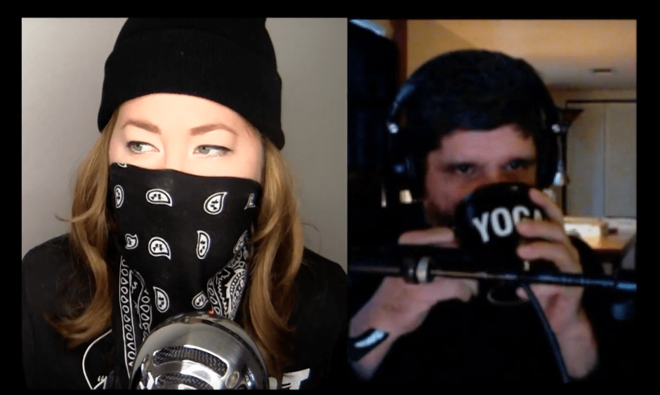 #2  I joined ANTIFA for the fashion, & discuss GQ, Sexism, and racism with guest Bob Davis