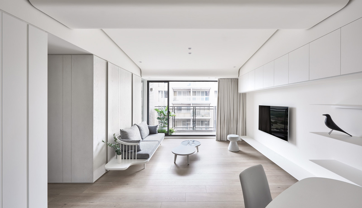 Minimalism is the New Resolution | Houseome | Blog on Minimalist Living Room Design  id=16651