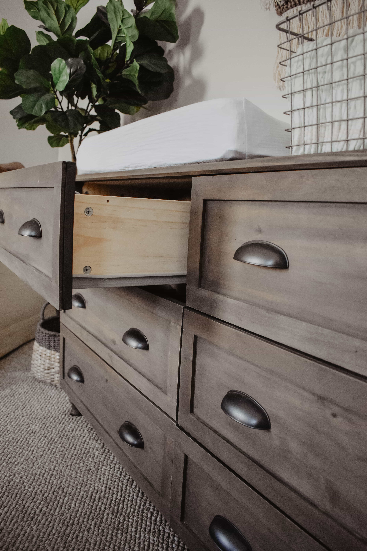 Diy Ikea Tarva Dresser Hack House On Longwood Lane