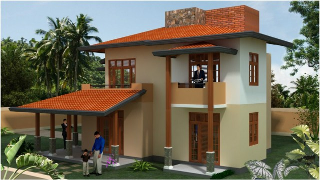 simple house designs sri lanka brightchatco