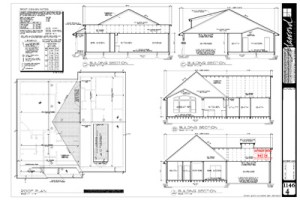 Houseplans Package | House Blueprints | Home Floor Plan Designs