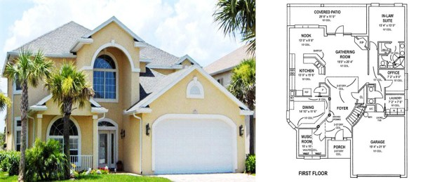 Do you need an In Law suite    America s Best House Plans Blog Florida 4766 00078 In Law Suite