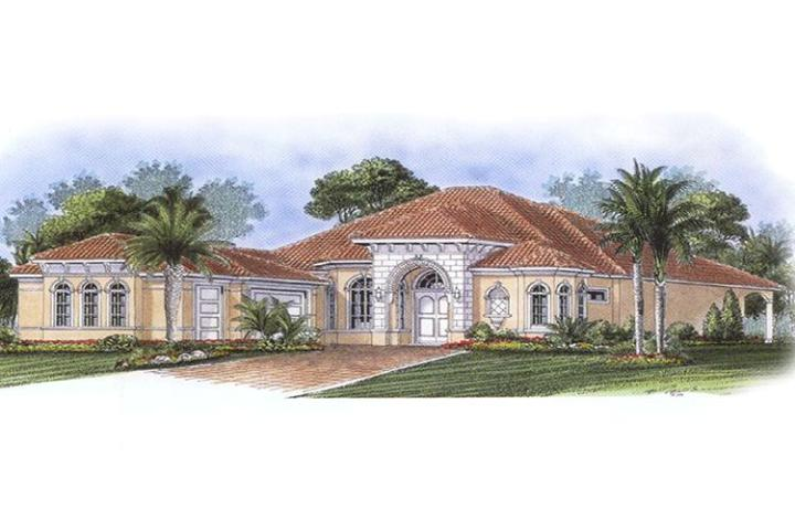 Florida Plan  2 951 Square Feet  3 Bedrooms  3 Bathrooms   1018 00046 photo