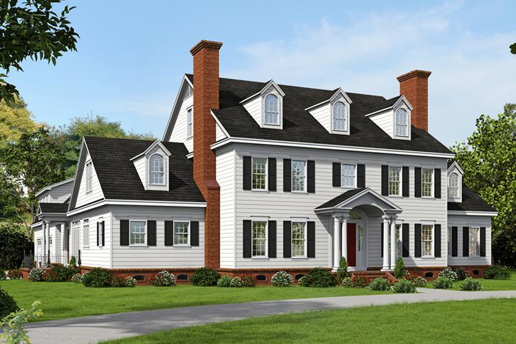 Modern Rustic House Plans
