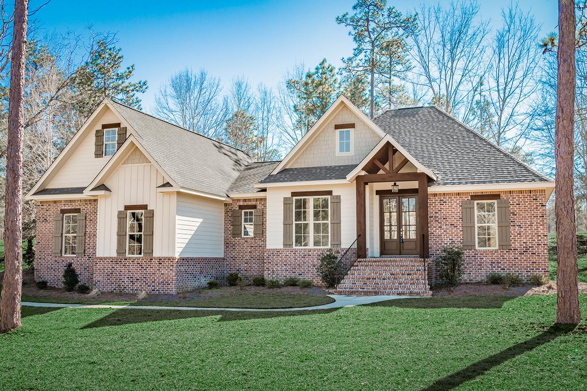 French Country Plan 2239 Square Feet 3 Bedrooms 25 Bathrooms 041 00171