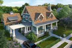 Bungalow Style House Plans   Houseplans net PLAN1907 00031
