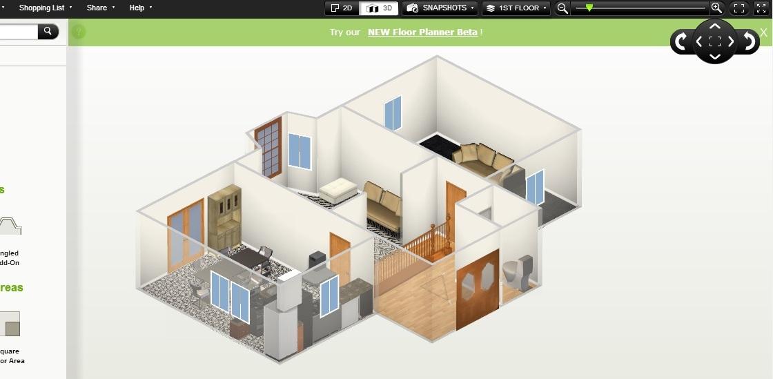 Best Free 3d Kitchen Design Software