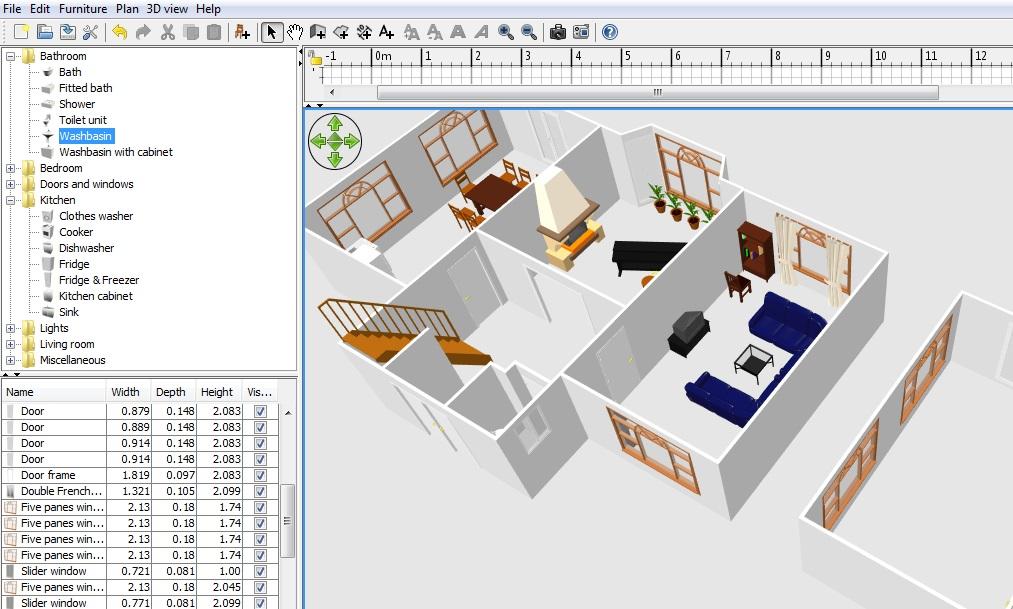 Make Floor Plans Online Free