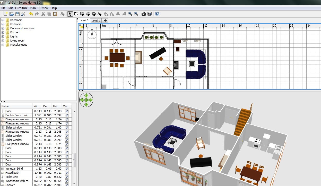 Mar 29, 2014· sweet home 3d forum. Free Floor Plan Software Sweethome3d Review