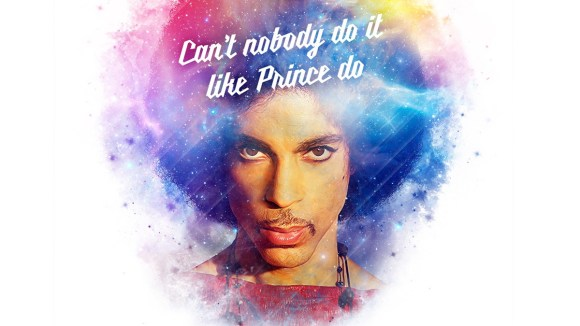 Can't nobody do it like Prince do 7