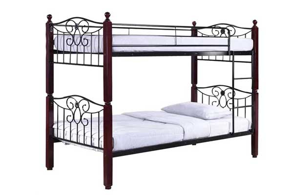 lazada double deck bed