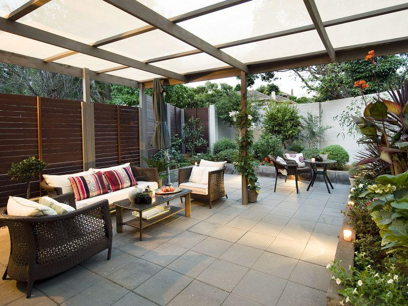 DIY Ideas for Spacious Outdoor rooms | House Washing ... on Outdoor Living Designer  id=43911