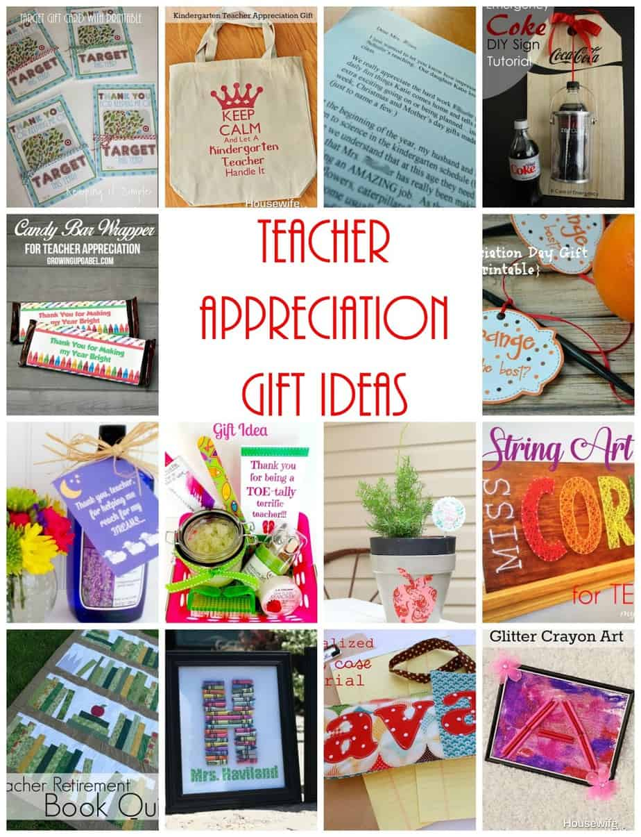 Amazing Teacher Appreciation Ideas