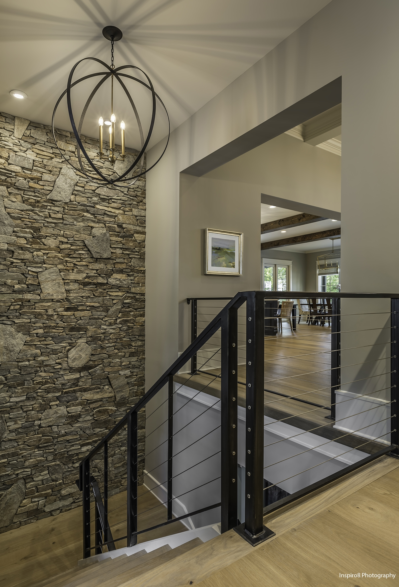 The Art Of The Walkout Basement Housing Design Matters | Two Story Staircase Designs | Entryway | Stunning | Glass | Two Storey House | 2 Story