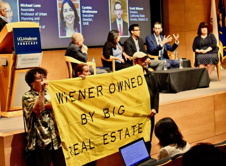 Housing Is A Human Right Scott Wiener Big Real Estate UCLA