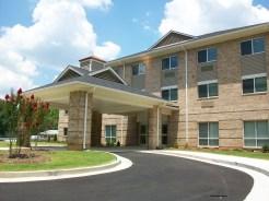 Providence Manor - Bldg Entrance Photo
