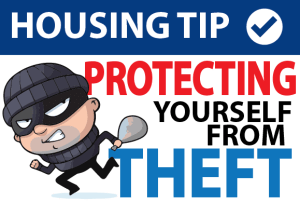 Protecting Yourself From Theft