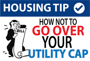 How Not To Go Over Your Utility Cap