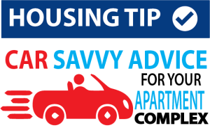 Car Savvy Advice For Your Apartment Complex