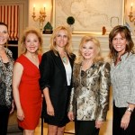 BARC Foundation Directors - left to right - Dr. Ronada Davis, Linda F. Barrett, Michelle Mantor, Sidney Faust, Janet Dietrich