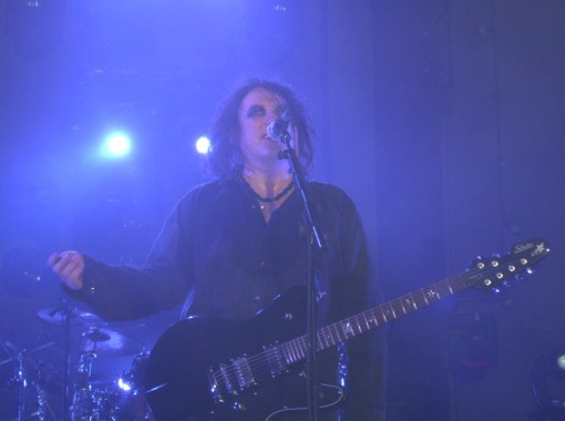 The Cure live in Houston