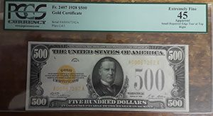 Sell a Currency Collection in Houston Texas