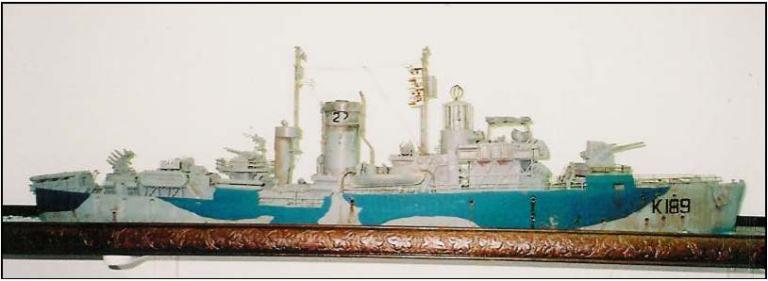 HMS Bergamot