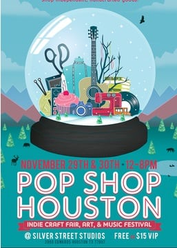 Pop Shop Houston