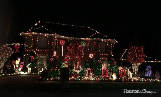Zoo Lights Houston 2017