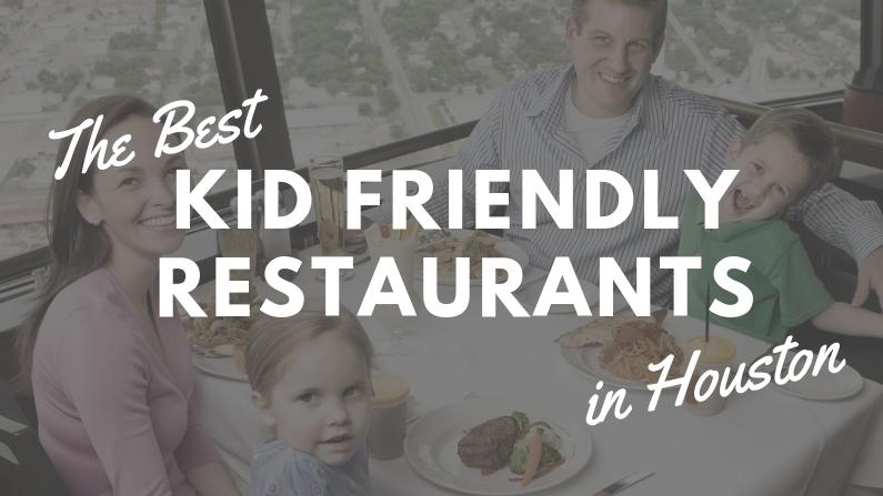 Best Kid Friendly Restaurants