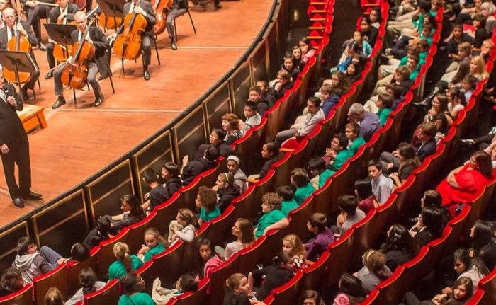 Student Tickets - Houston Symphony