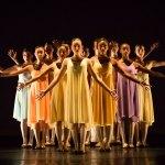 HSPVA dancers Houston family concerts