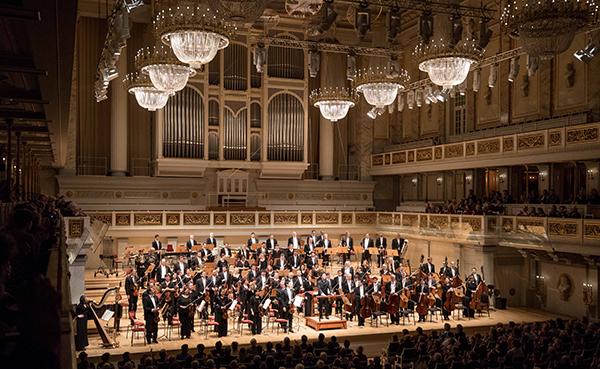 Houston Symphony, Berlin