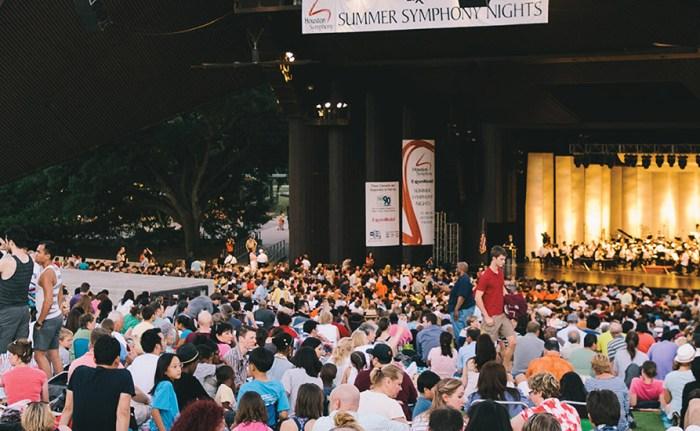 summer symphony nights Miller