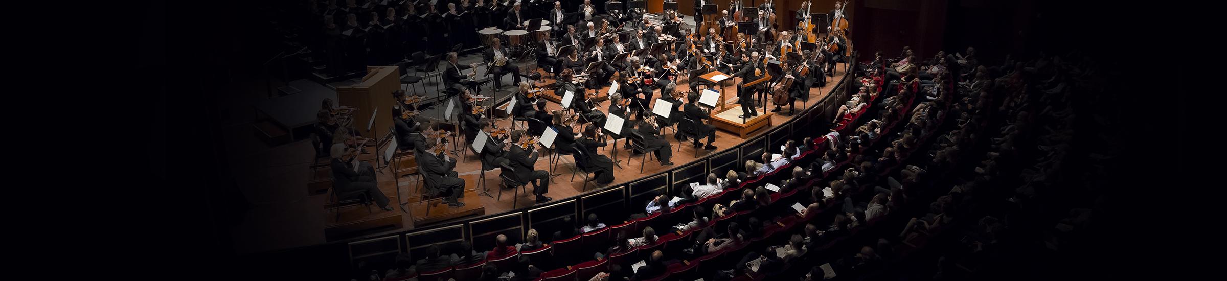 Houston Symphony Broadcasts Houston Public Media