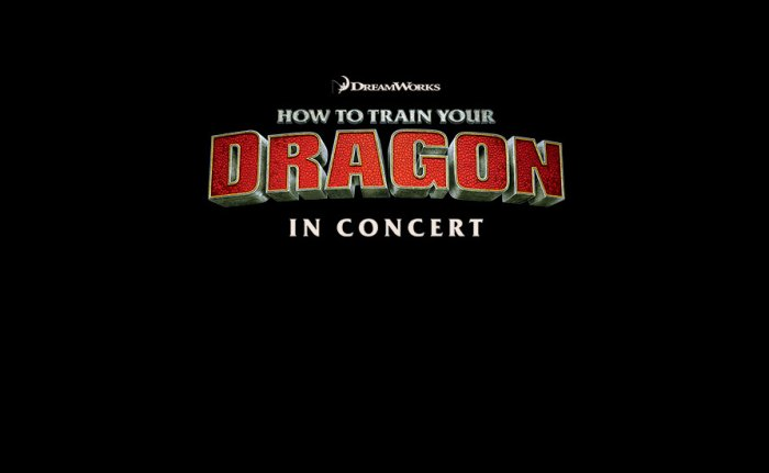 How To Train Your Dragon concert woodlands