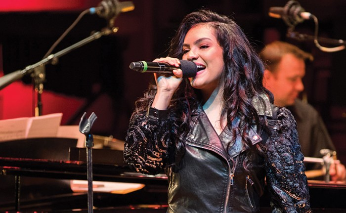 Isabel Marie Sánchez performs The Music of Selena