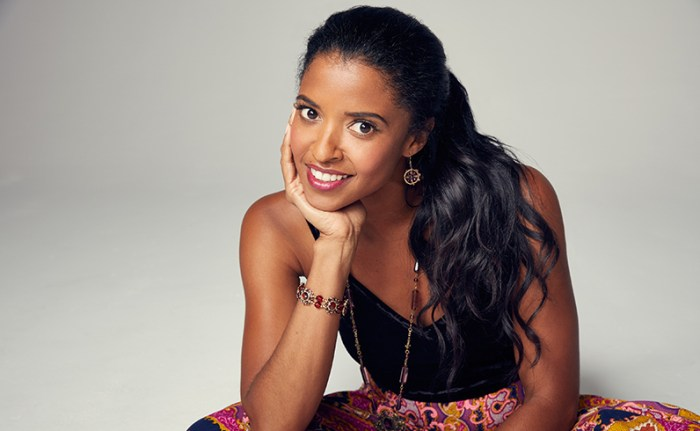 Broadway actress Renée Elise Goldsberry.