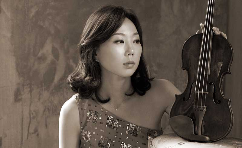 Meet Yoonshin Song, the Houston Symphony's New Concertmaster